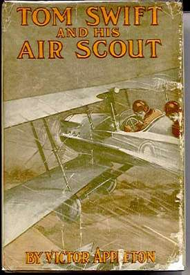 tom swift and his air scout appleton victor